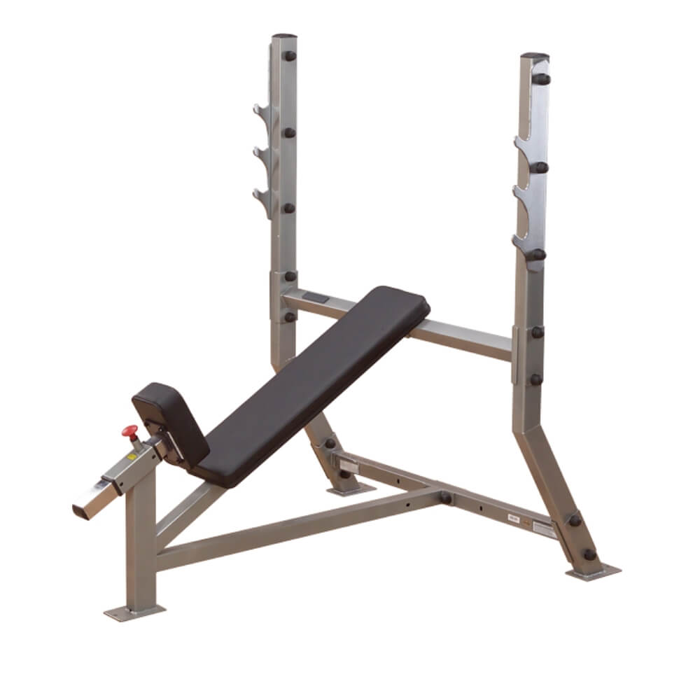 Body-Solid ProClub SIB359 Olympic Incline Bench Press