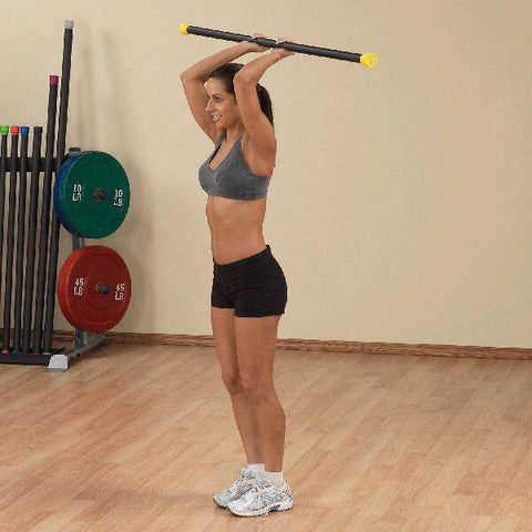 Image of Body-Solid Tools Fitness Bar BSTFB