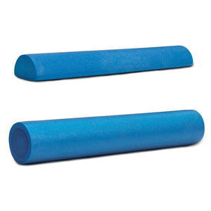 "Body-Solid Tools Foam Roller Full or Half Round 36"" BSTFR36"