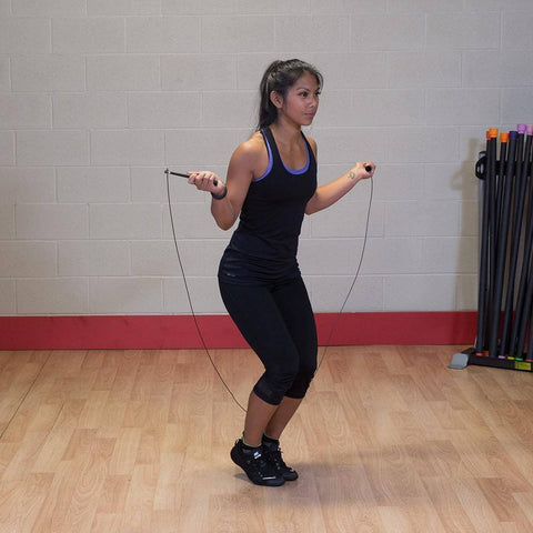 Image of Body-Solid Tools Speed Rope BSTSR1