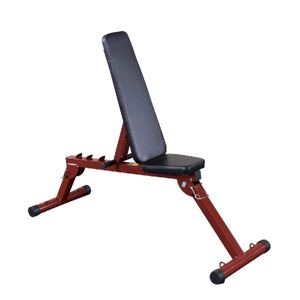 Best Fitness BFFID10 Folding Flat Incline Decline (FID) Bench 3D View