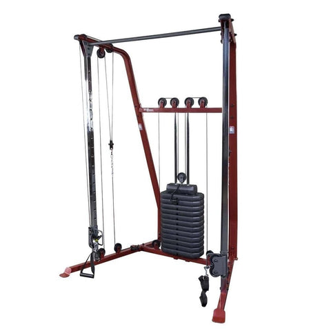 Best Fitness BFFT10R Functional Trainer 3D View