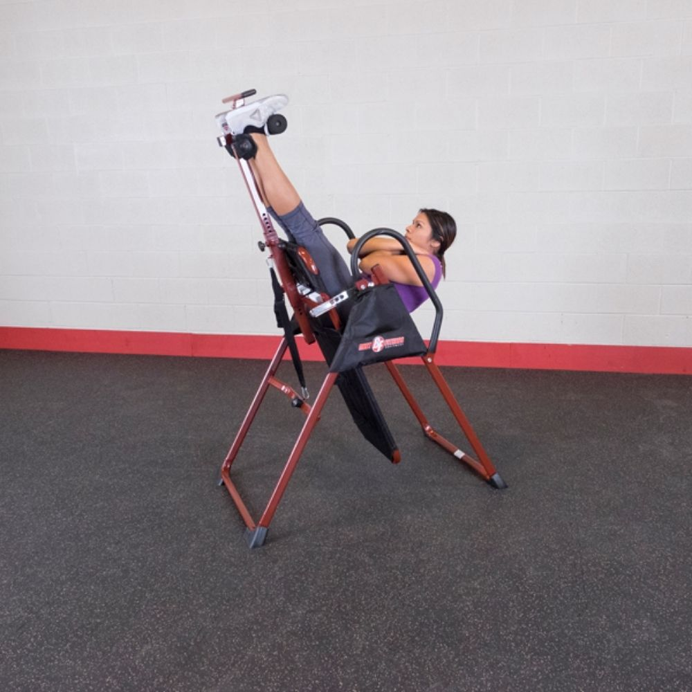 Best Fitness BFINVER10 Inversion Table Sit Up