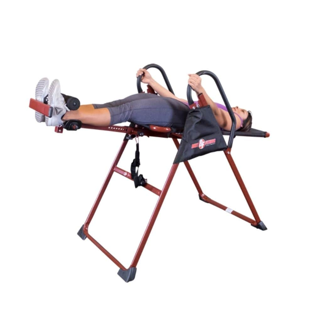 Best Fitness BFINVER10 Inversion Table Straight
