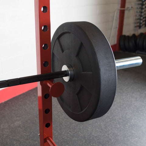Image of Best Fitness BFPR100 Power Rack Adjustable Front View