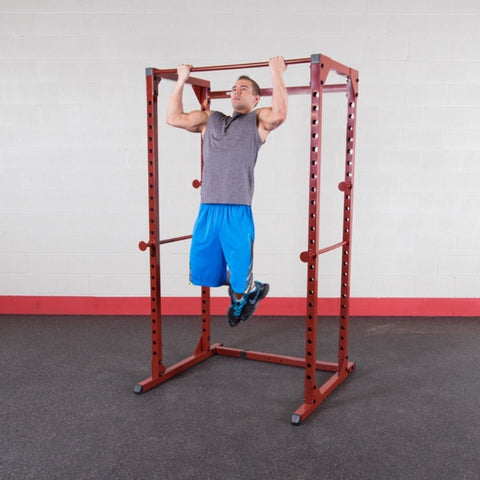 Image of Best Fitness BFPR100 Power Rack Chin Up