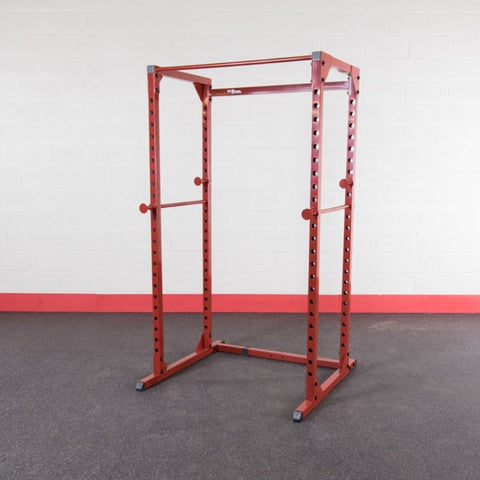 Image of Best Fitness BFPR100 Power Rack Empty