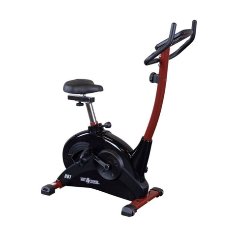 Best Fitness BFUB1 Upright Bike 3D View