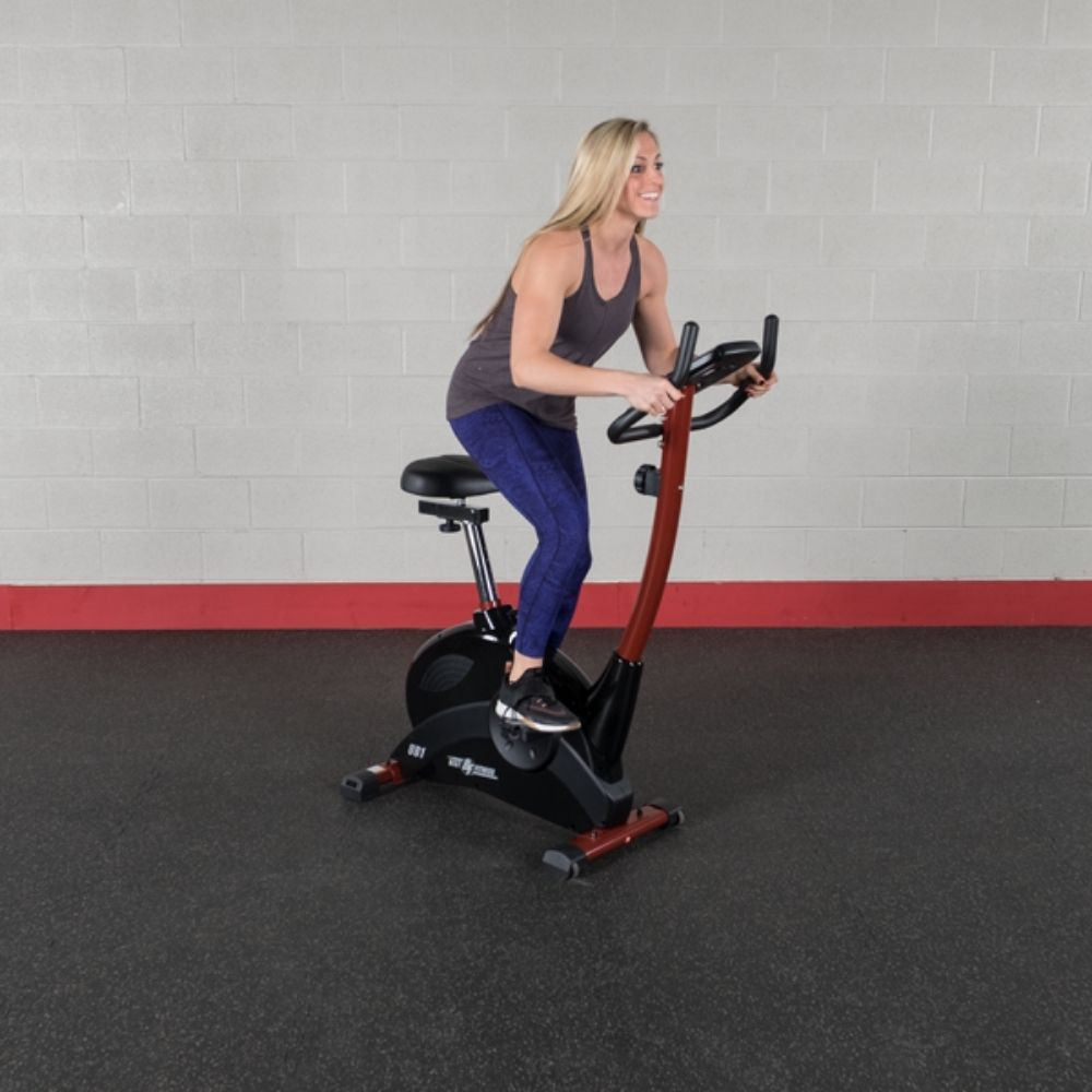 Best Fitness BFUB1 Upright Bike Riding