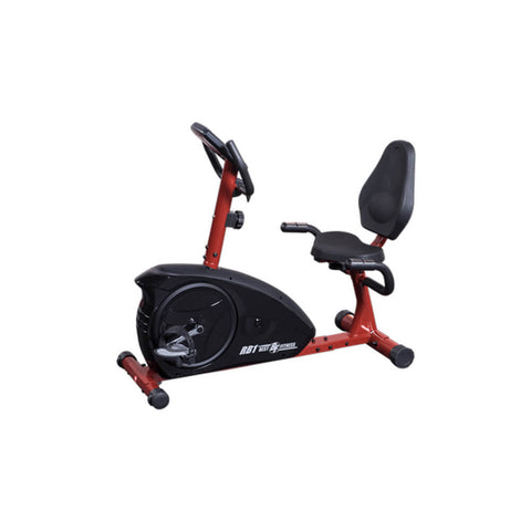 Image of Best Fitness Recumbent Bike BFRB1 3D View