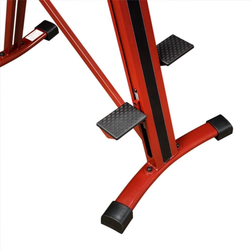 Best Fitness Mountain Climber BFMC10 Close Up Bottom Part
