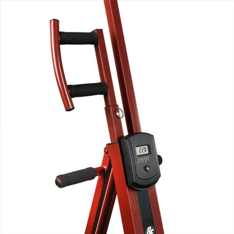 Best Fitness Mountain Climber BFMC10 Close Up Top Part