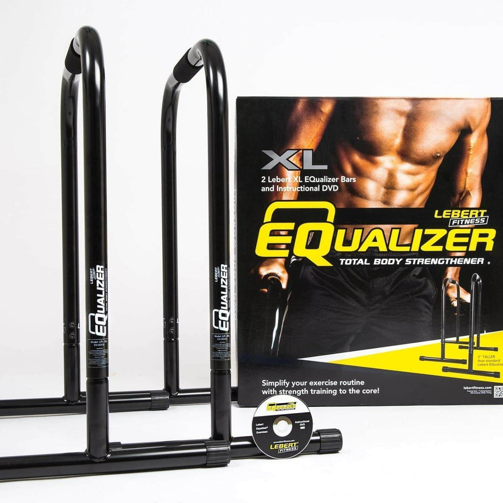 Lebert Fitness EQualizer® XL Black Total Body Strengthener