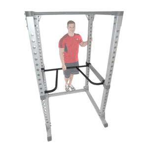 Body-Solid DR378 Dip Bar Attachment for GPR378 Power Rack 3D View