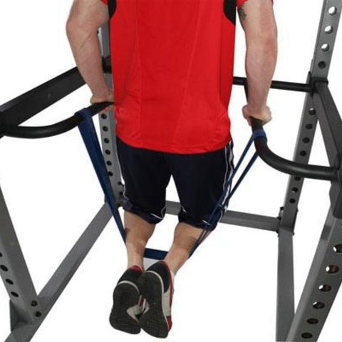 Image of Body-Solid DR378 Dip Bar Attachment for GPR378 Power Rack Assisted Dip
