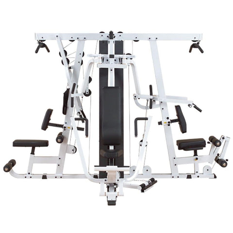 Body-Solid EXM4000S Selectorized Home Gym System 3D View