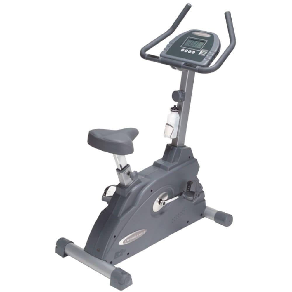 Body-Solid Endurance B2U Upright Stationary Exercise Bike 3D View