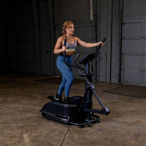 Body-Solid Endurance E300 Center Drive Elliptical Exercise Figure 3