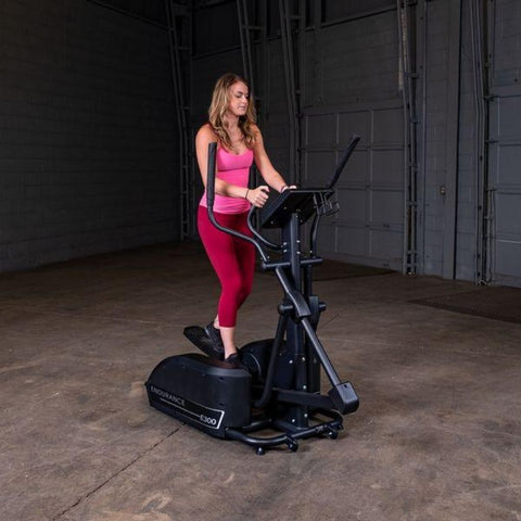 Body-Solid Endurance E300 Center Drive Elliptical Exercise Figure 7