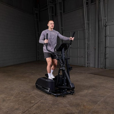 Body-Solid Endurance E400 Center Drive Elliptical Front View
