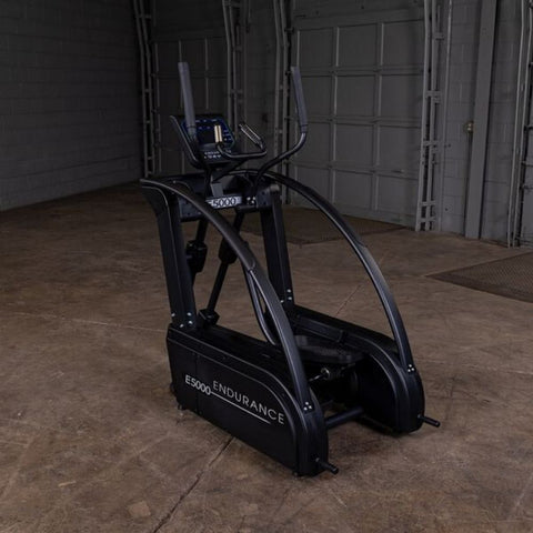 Body-Solid Endurance E5000 Center Drive Elliptical Back View