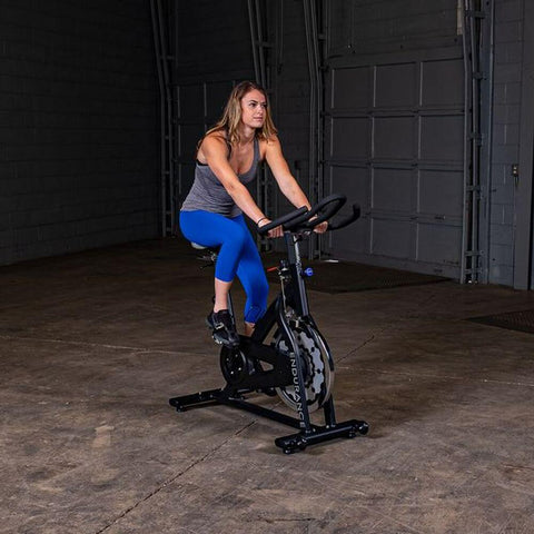 Image of Body-Solid Endurance ESB150 Spin Bike Model 4 Figure 2