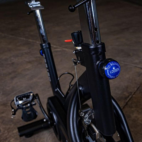 Image of Body-Solid Endurance ESB150 Spin Bike Tension Adjuster