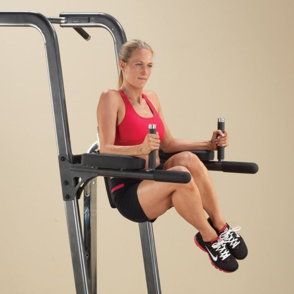 Body-Solid FCD Fusion VKR Dip Pull Up Station Twist