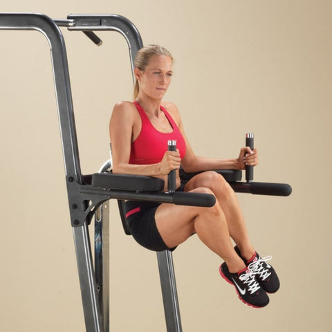 Image of Body-Solid FCD Fusion VKR Dip Pull Up Station Twist