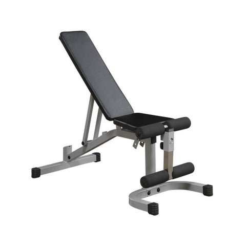Body-Solid Flat Incline Decline Bench PFID130X 3D View