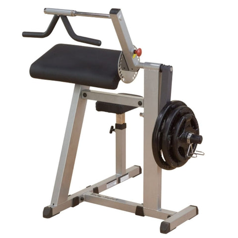 Image of Body-Solid GCBT380 Cam Series Biceps & Triceps 3D View