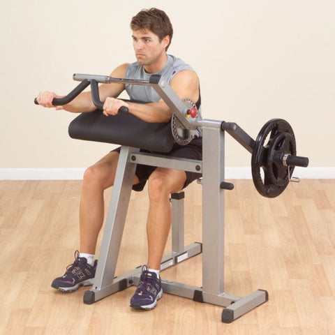 Image of Body-Solid GCBT380 Cam Series Biceps & Triceps Triceps Extension