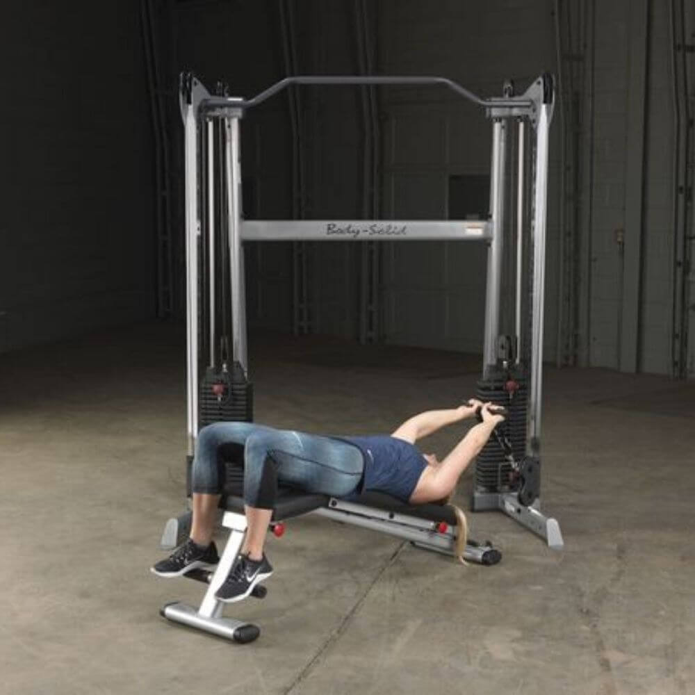 Body-Solid GDCC200 Functional Training Center Declined Bench