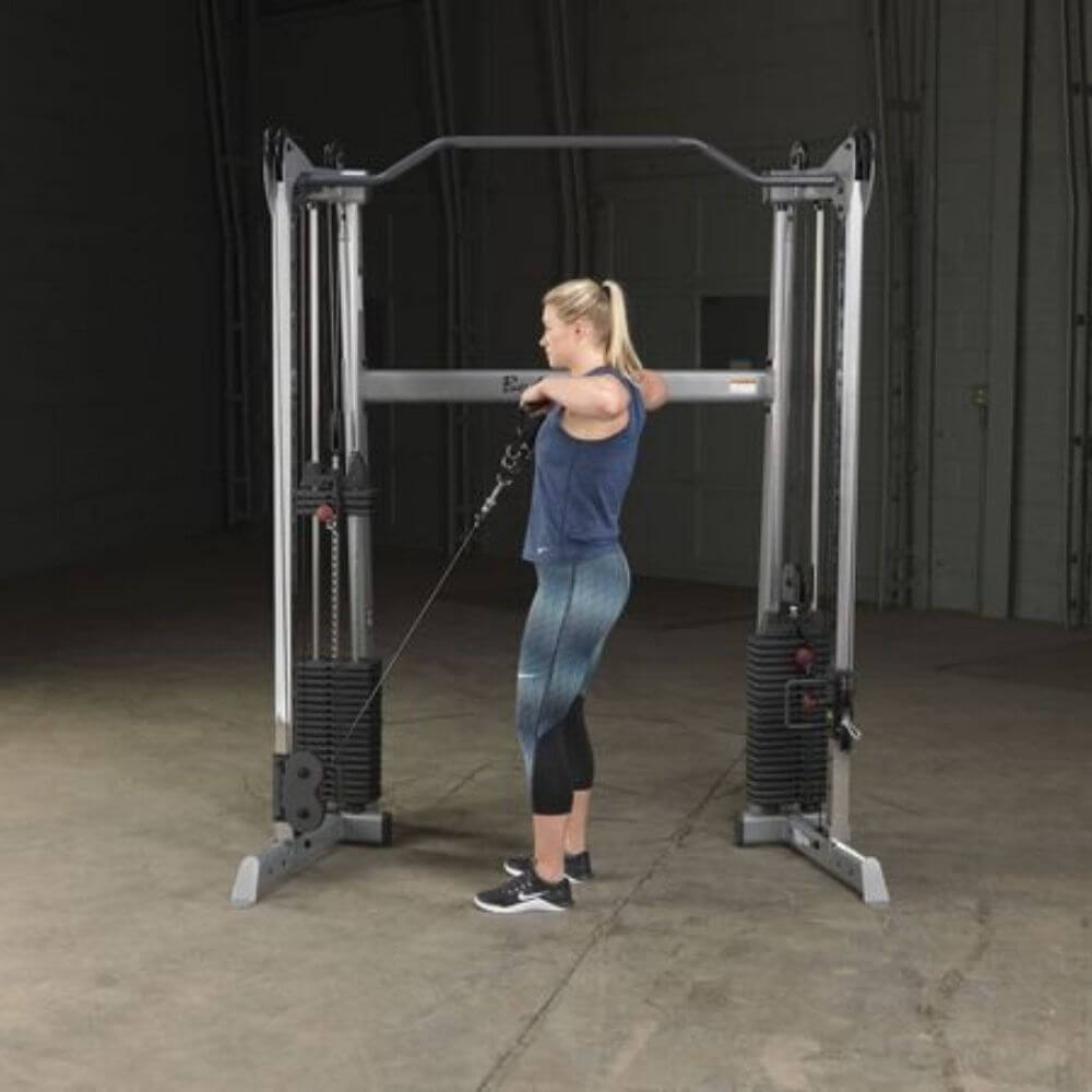 Body-Solid GDCC200 Functional Training Center Low Pull