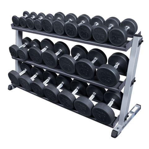 Image of Body-Solid GDR60 Pro Dumbbell Rack With Optional Tray And SDP560