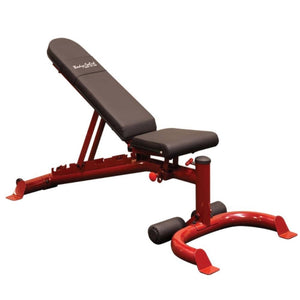 Body-Solid GFID100 Flat Incline Decline Bench 3D View