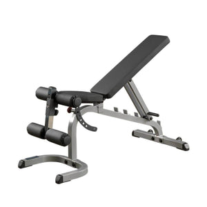 Body-Solid GFID31 Flat Incline Decline Bench 3D View