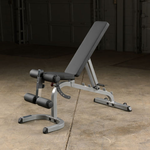 Image of Body-Solid GFID31 Flat Incline Decline Bench Position 2