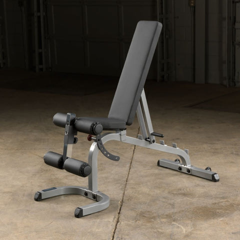 Image of Body-Solid GFID31 Flat Incline Decline Bench Position 3