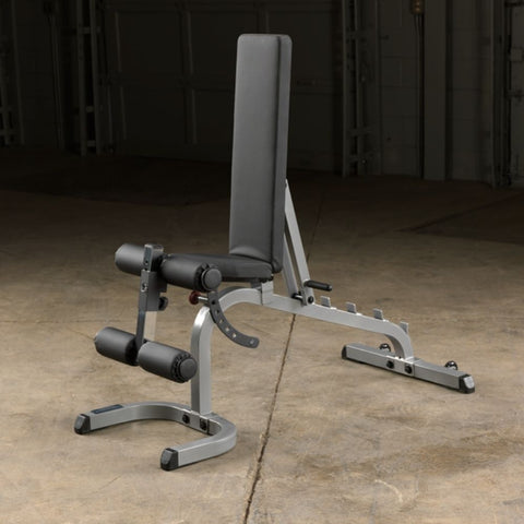 Image of Body-Solid GFID31 Flat Incline Decline Bench Position 4
