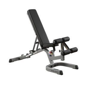 Body-Solid GFID71 Flat Incline Decline Bench 3D View