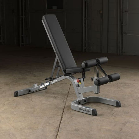 Body-Solid GFID71 Flat Incline Decline Bench Position 5