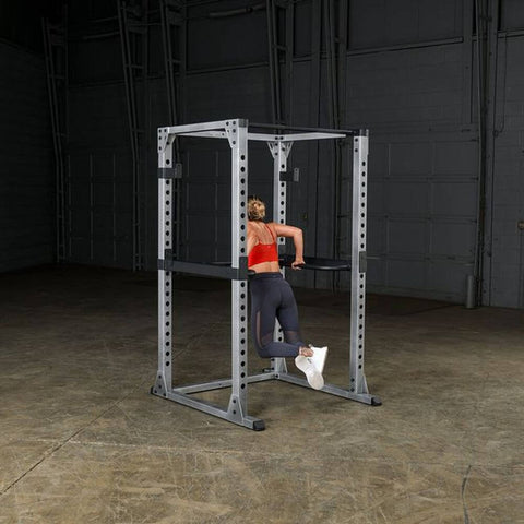 Image of Body-Solid GPR378 Pro Power Rack Body Lift