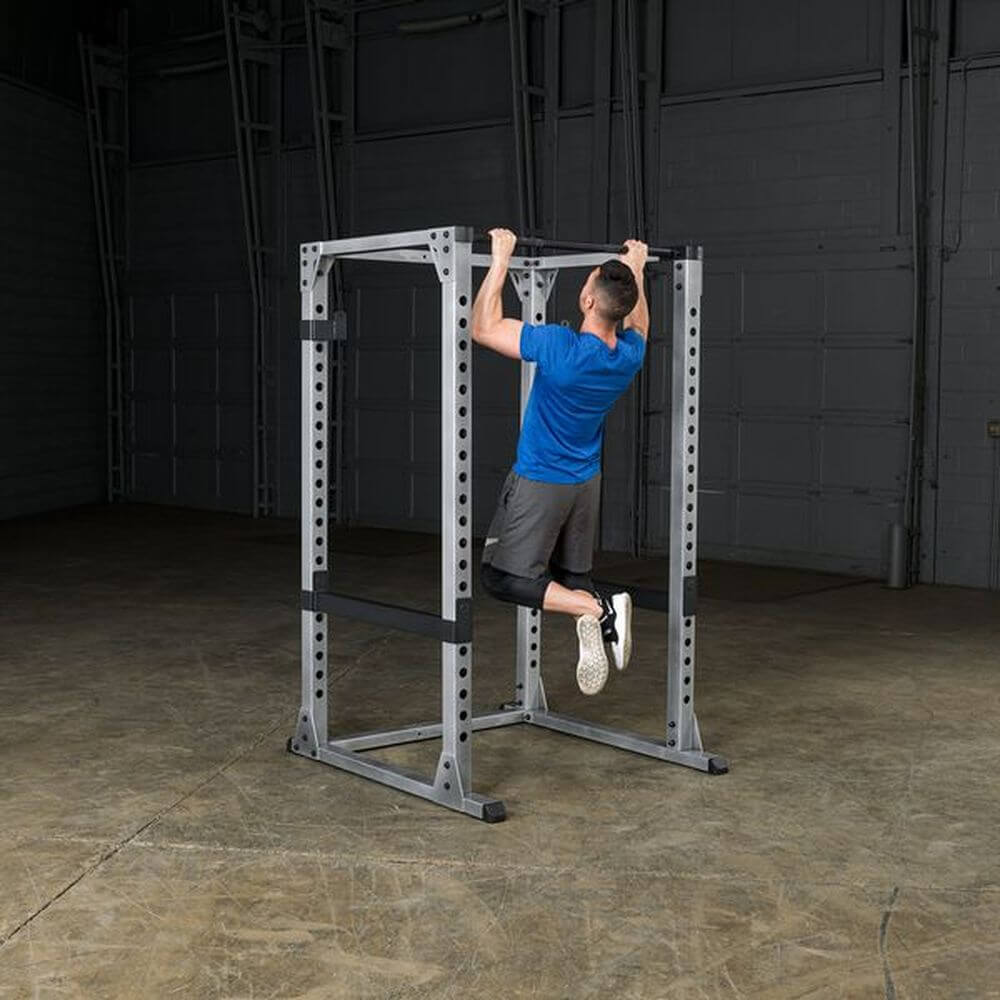 Body-Solid GPR378 Pro Power Rack Chin Up