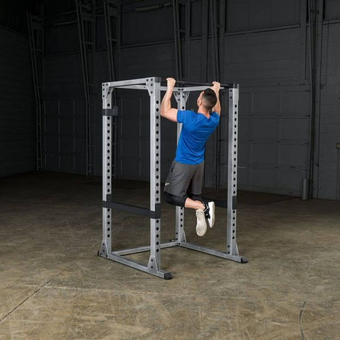 Image of Body-Solid GPR378 Pro Power Rack Chin Up