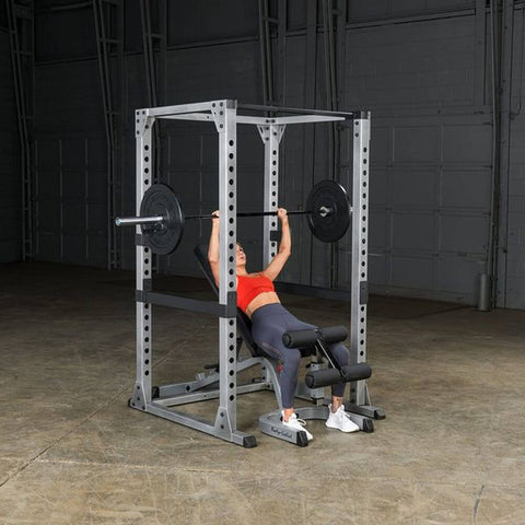 Image of Body-Solid GPR378 Pro Power Rack Incline Bench