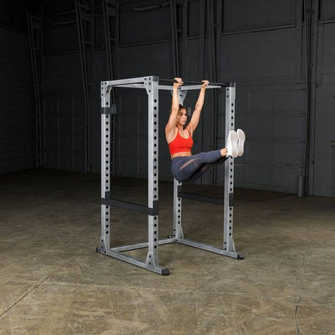 Image of Body-Solid GPR378 Pro Power Rack Pull Up