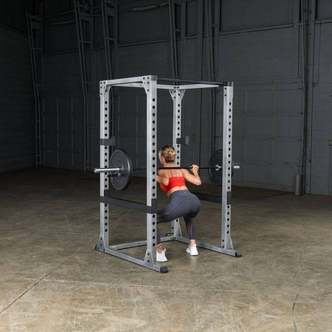 Image of Body-Solid GPR378 Pro Power Rack Squat Press