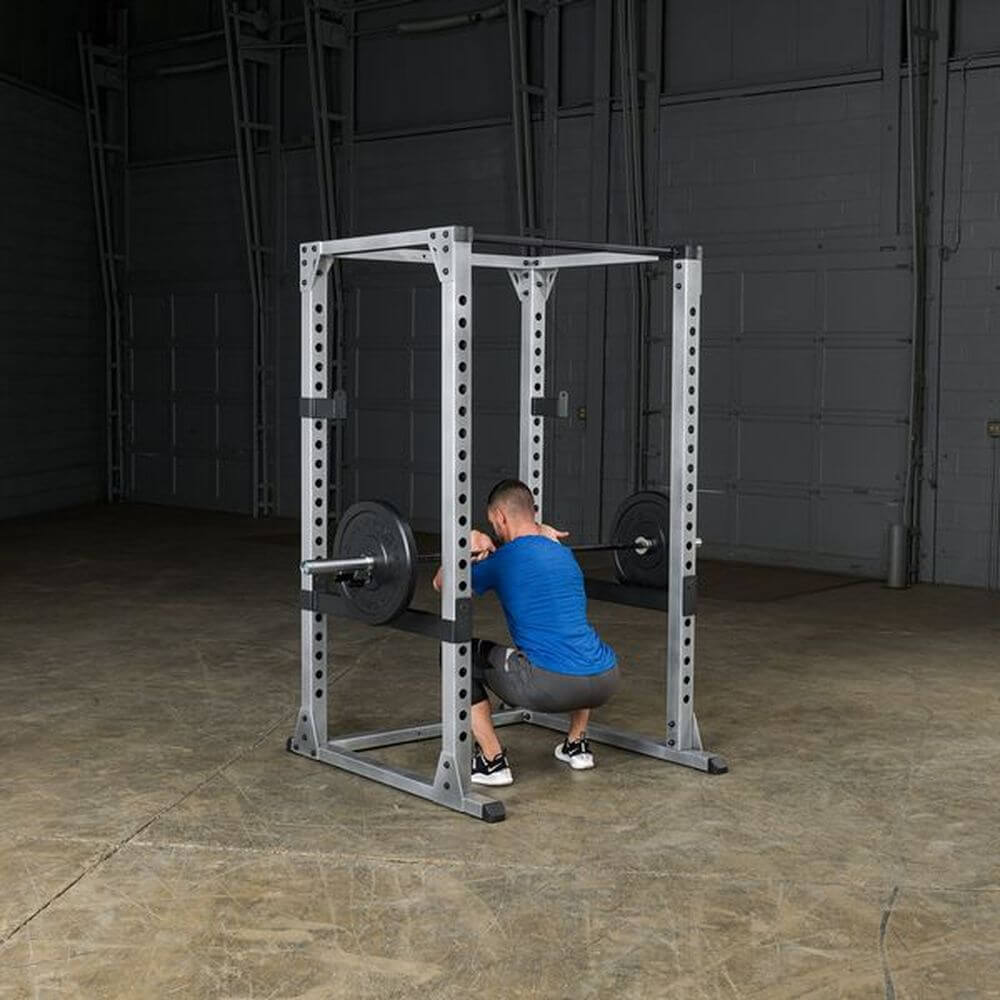 Body-Solid GPR378 Pro Power Rack Squat