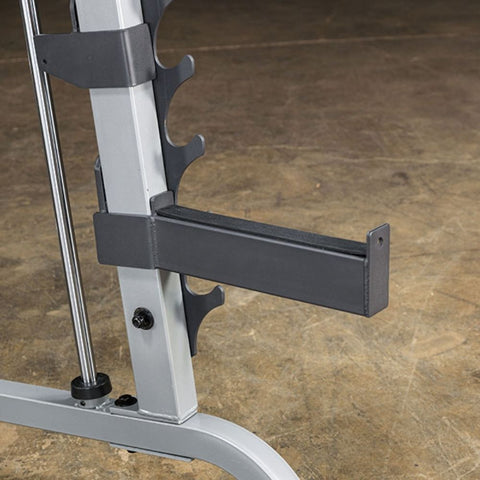 Image of Body-Solid GS348QP4 Series 7 Smith Machine Gym Close Up